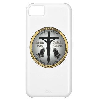 フランシス島法皇 iPhone5Cケース