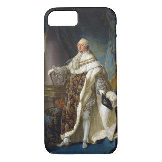 フランスおよびナバール(1754-1793年)のルイXVI王 iPhone 8/7ケース