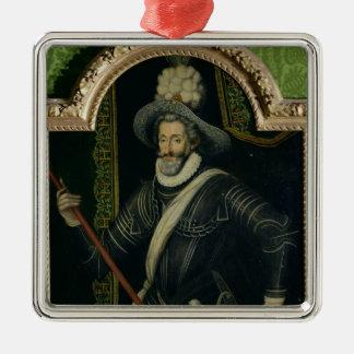 フランスおよびナバール、c.1595のアンリーIV王 メタルオーナメント