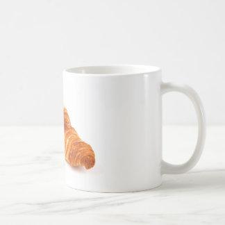 フランスのなクロワッサン コーヒーマグカップ