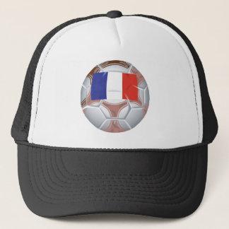 フランスのなサッカーボール キャップ