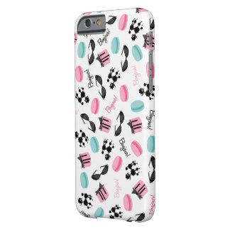 フランスのなテーマのiPhoneの場合 iPhone 6 ベアリーゼアケース