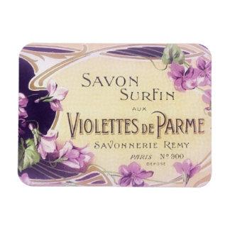 フランスのなバイオレットの磁石 マグネット