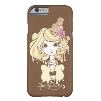 フランスのなバニラアイスクリームの女の子の例 BARELY THERE iPhone 6 ケース