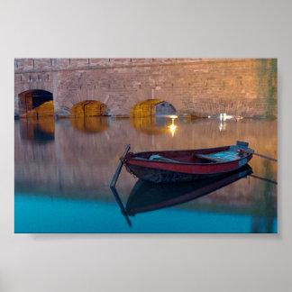 フランスのなボート ポスター