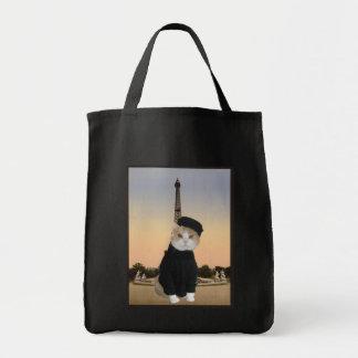 フランスのな子猫 トートバッグ