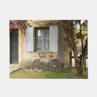 フランスのな家のドア・マット ドアマット