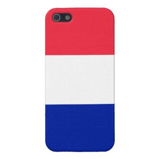 フランスのな旗のiPhone 5の場合 iPhone 5 カバー