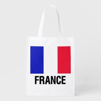 フランスのな旗 エコバッグ