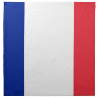 フランスのな旗 ナプキンクロス