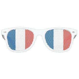 フランスのな旗 レトロサングラス