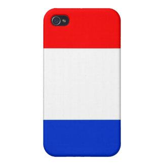 フランスのな旗 iPhone 4/4S CASE