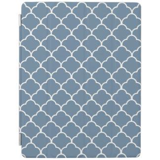 フランスのな灰色のモロッコのデザイン@ Emporiomoffa iPadスマートカバー
