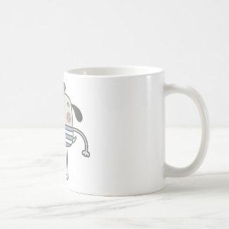 フランスのな犬 コーヒーマグカップ