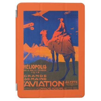 フランスのな航空会社の昇進ポスター iPad AIR カバー