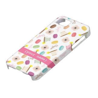 フランスのな食糧iPhone 5の場合 iPhone SE/5/5s ケース