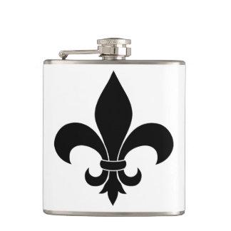 フランスのな(紋章の)フラ・ダ・リのスタイル フラスク