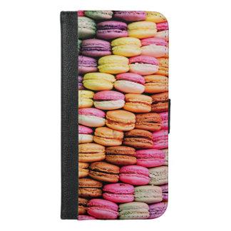 フランスのなmacaron iPhone 6/6s plus ウォレットケース