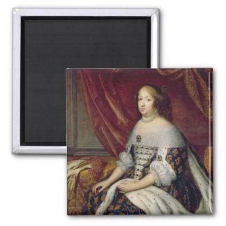 フランスのオーストリアの女王のアンのポートレート マグネット