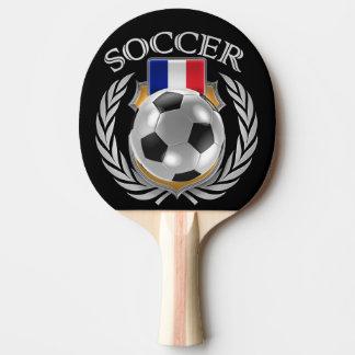 フランスのサッカー2016ファンのギア 卓球ラケット