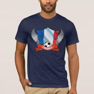 フランスのサッカー Tシャツ