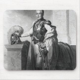 フランスのチャールズX王のポートレート マウスパッド