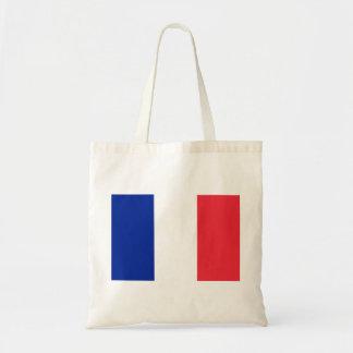 フランスの国民の世界の旗 トートバッグ