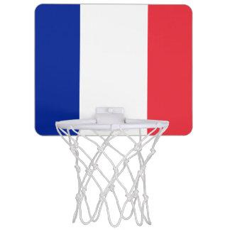 フランスの小型バスケットボールのゴールの旗 ミニバスケットボールネット