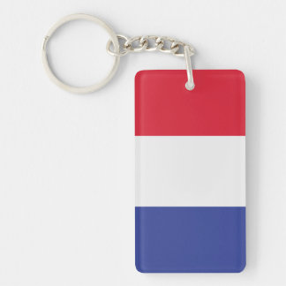フランスの旗 キーホルダー