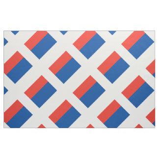フランスの旗 ファブリック