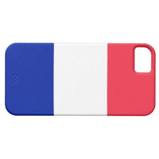 フランスの旗 iPhone SE/5/5s ケース