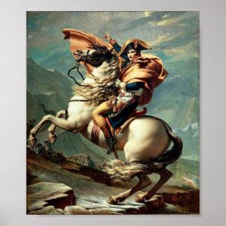 フランスの皇帝ナポレオンBoneparte ポスター