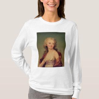 フランスのMarieテレーズシャーロットのポートレート Tシャツ
