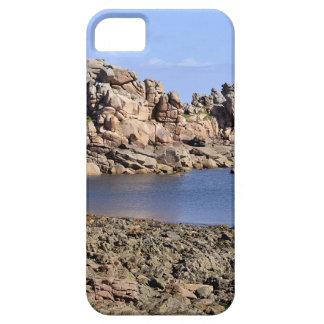 フランスのPloumanac'hの海岸線 iPhone SE/5/5s ケース