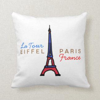 フランスパリのLa旅行エッフェル クッション