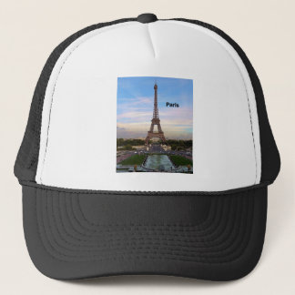 フランスパリエッフェル塔(新しい) (St.K) キャップ