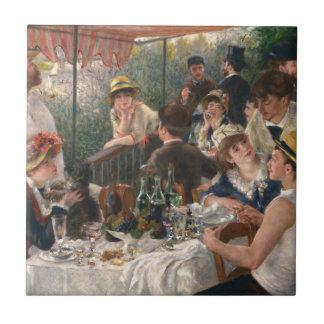 フランス人のパーティー タイル