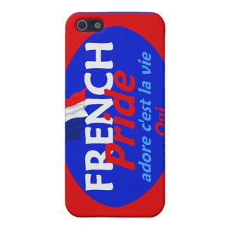 フランス人のプライドのSpeckの場合 iPhone 5 Case
