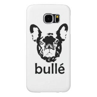 フランス人のBulleの携帯電話の箱 Samsung Galaxy S6 ケース