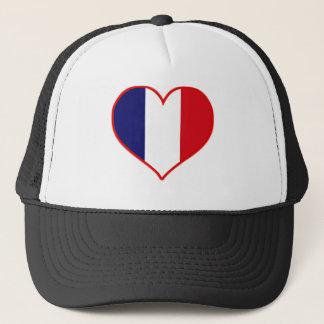 フランス愛 キャップ