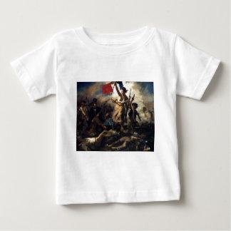 フランス革命 ベビーTシャツ
