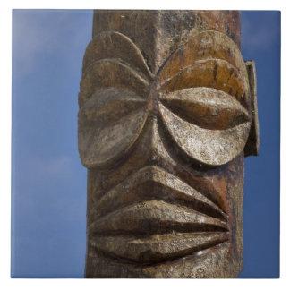 フランス領ポリネシアのクック諸島、Rarotonga、 タイル