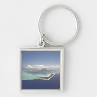 フランス領ポリネシア、タヒチ、Bora Bora。 キーホルダー
