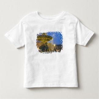 フランス、イルドフランス、パリのコンコルドの場所、 トドラーTシャツ