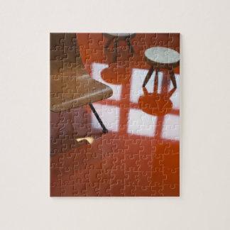 フランス、パリの装飾的な芸術、展示物の博物館 ジグソーパズル