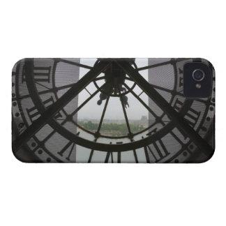 フランス、パリ。 Seine川を渡る眺め Case-Mate iPhone 4 ケース