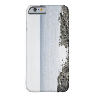 フランス、ブリッタニー、荒磯および海 BARELY THERE iPhone 6 ケース