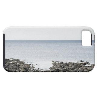 フランス、ブリッタニー、荒磯および海 iPhone SE/5/5s ケース