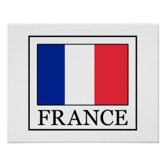 フランス ポスター