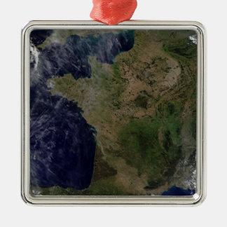 フランス メタルオーナメント